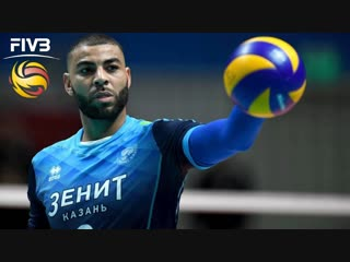 Earvin Ngapeth - Best actions FIVB Mens Club World Championship 2018