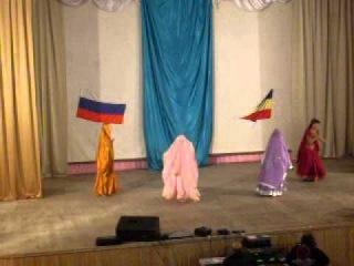 Сутдия индийского танца
