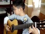 Classic Guitar - Allegretto by Ferdinando Carulli
