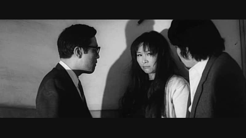 «Секс-террор» (1970) - драма, криминал. Кодзи Вакамацу