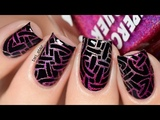 Holo Stamping Superchic Lacquer Urban Dictionary Collection! - How to Holo #4