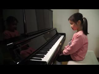 Anke chen_age 6_plays chopin 'minute waltz' in d flat major, op. 64, no. 1.mp4