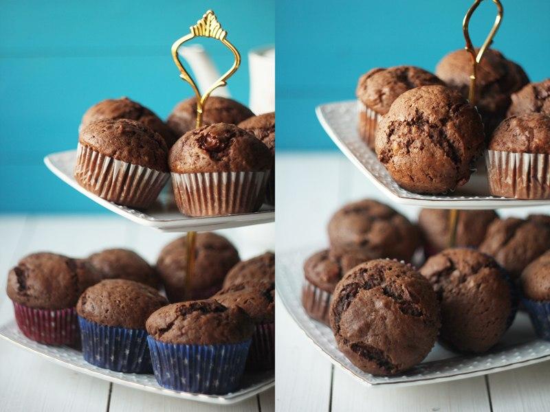 191Фото рецепты шоколадные маффины