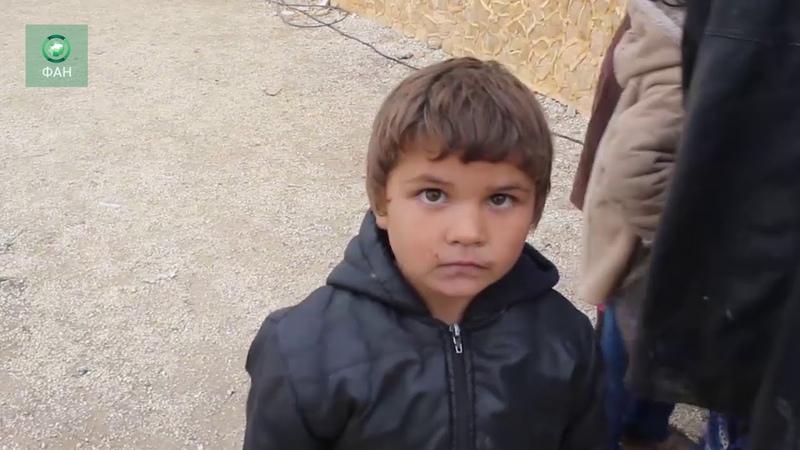 Сирия принимает жителей Идлиба: военная полиция РФ помогает им бежать через Абу-Духур — видео ФАН
