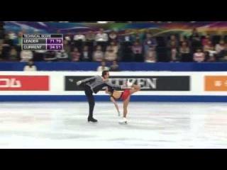 Ksenia Stolbova / Fedor Klimov - Free Skate ISU World Figure Skating Championships 2014