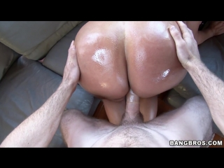 Sandra -colombian goddess with a huge round ass (bangbros, big tits, big ass)
