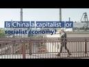 Live: Is China a capitalist or socialist economy? 40年来改革开放带来的市场转型