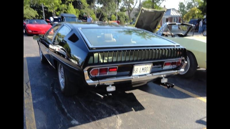 1968 Lamborghini Espada - My Car Story with Lou Costabile