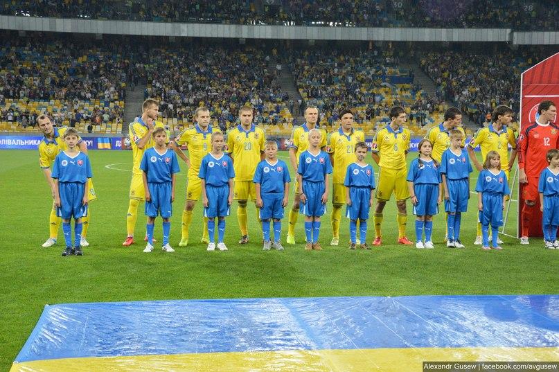 Обновлено рейтинг ФИФА: Украина возвращается в ТОП-20 лучших сборных мира. ФОТО