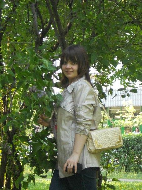 Мария Панова
