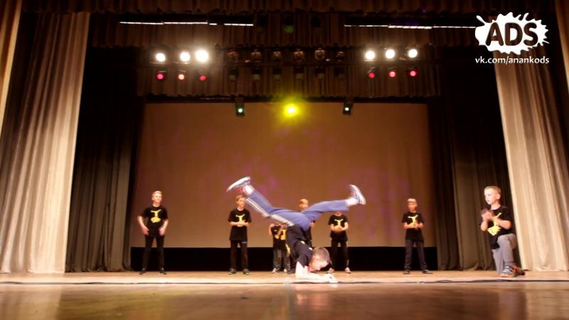 ANANKO DANCE SCHOOL_Отчетный концерт 2018_9 Break dance