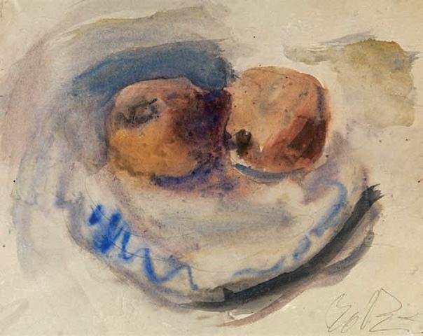 Георгиос БУЗЯНИС (8 ноября 1885, Афины - 1959) — греческий и немецкий художник. «Самый значительный греческий экспрессионист». Бузянис учился в Мюнхенской академии у Отто Зайтца, но
