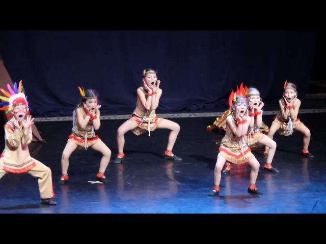 Детский танец Индейцы на Extreme Games 01 04 2017г 028