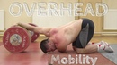 TOP 4 Overhead Mobility for Power JERK Snatch Weightlifting by Torokhtiy