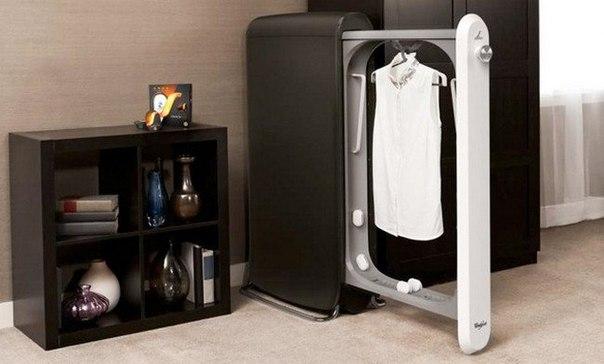 Новое устройство от Whirlpool гладит и освежает одежду за 10 мин Компании Procter & Gamble и Whirlpool представили Swash – бытовое устройство, которое может частично заменить химчистку и за короткое время освежить одежду, устранив параллельно все складки. Для устранения складок и неприятных запахов устройство использует сочетание тепла и специальных картриджей. Отмечается, что применяемая технология позволяет сэкономить много времени – обработка одежды занимает около 10 минут – и отбросить…