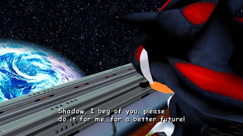 Sonic Adventure 2 Battle (GC) All Last Story Cutscenes