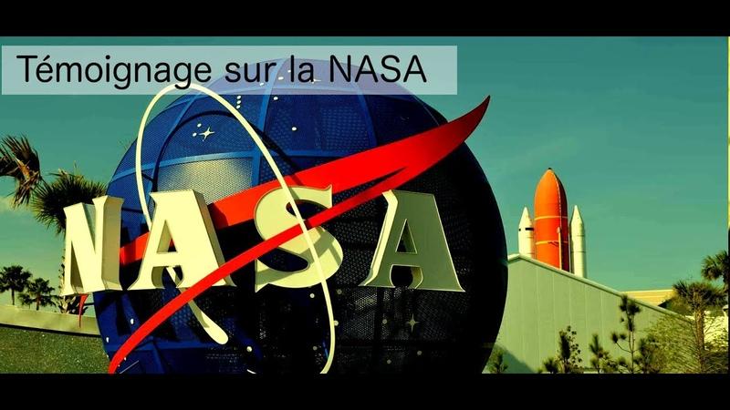 Témoignage: une ex-employée de la NASA balance tout !
