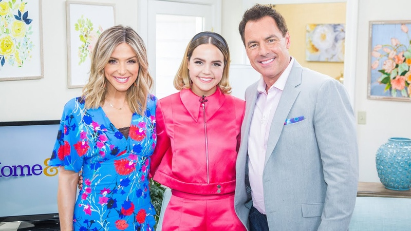 Good Witch Star Bailee Madison - Home Family