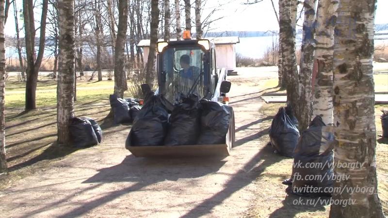 Ремонт и уборка дорог в Приморске