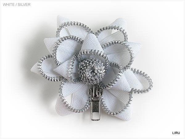 Цветок из молнии (6 фото)