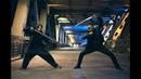 Highlander katana sword fight