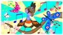 Щебетала Пташечка 🐦Найкращі Дитячі Пісні - З любов'ю до Дітей
