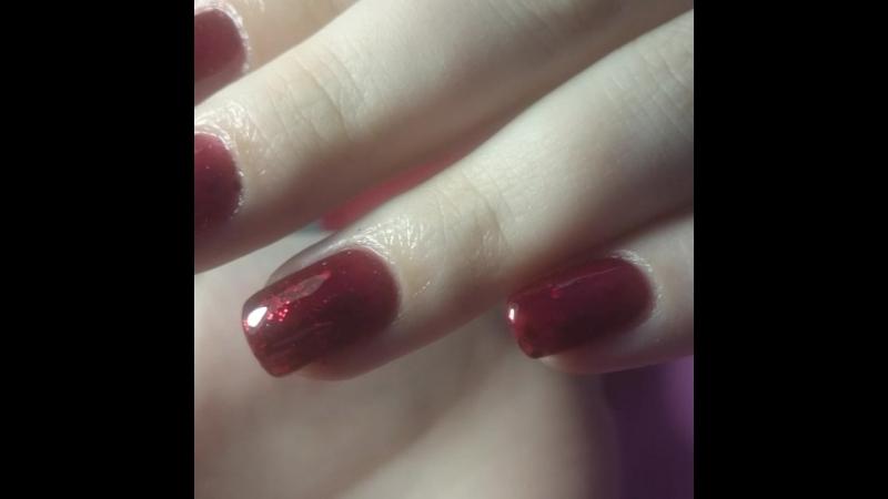 Красный ты такой прекрасный 💅😍