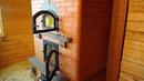 Хвойная Каминопечь в скромный домик перед запуском