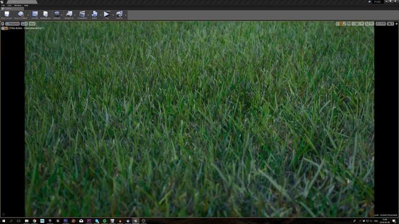 Реалистичная трава в Unreal Engine 4. Урок по Unreal Engine 4 на русском языке