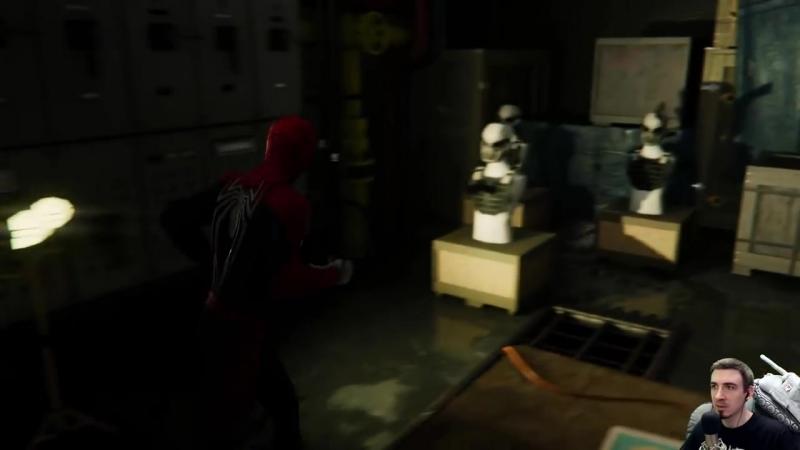 [TheGideonGames] SPIDER MAN PS4 (2018) ➤ Прохождение 21 ➤ ГРОМ НЕБЕСНЫЙ (Босс: Электро и Стервятник)