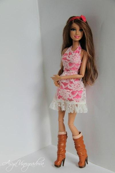Barbie Style Glamour Luxury Fashion 10