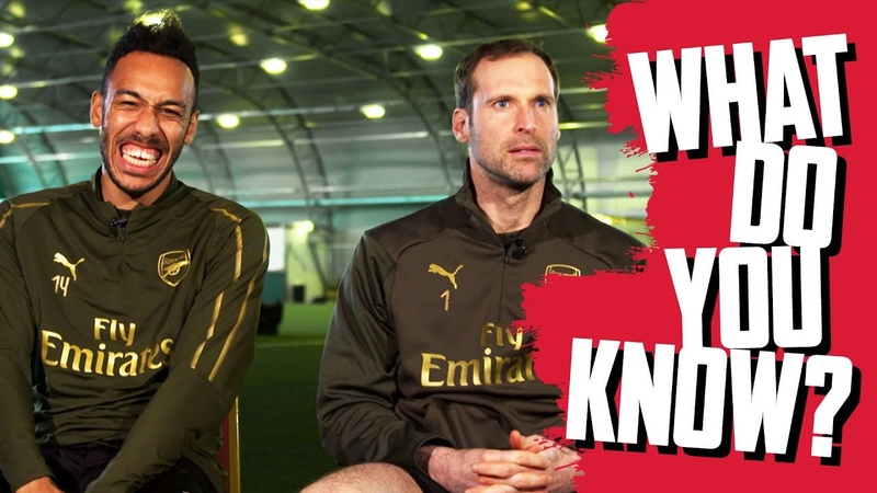 CAN YOU NAME THE FRANCE WORLD CUP SQUAD Pierre Emerick Aubameyang v Petr Cech What do you know