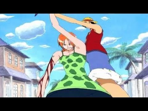 One Piece - Luffy x Nami (LuNa) Moments Part 1 | Dub |