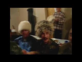 Каждый боец примерял папаху в Чечне. Ножай - Юрт Омский МВД