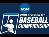 2018 NCAA Division III Baseball Mid-East Regionals Shenandoah vs. Marietta (Game One)