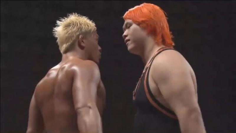 Naomi Yoshimura Kengo vs Keisuke Okuda Akira Jo DDT DNA 47 ~ Kitazawa Townhall ~ DNA Last Show