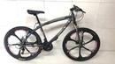 горный велосипед bmw на литых дисках бюджетного класса