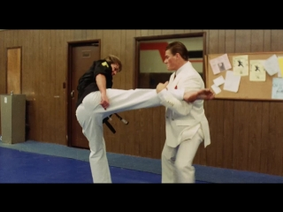 No retreat, no surrender (1986) jean-claude van damme