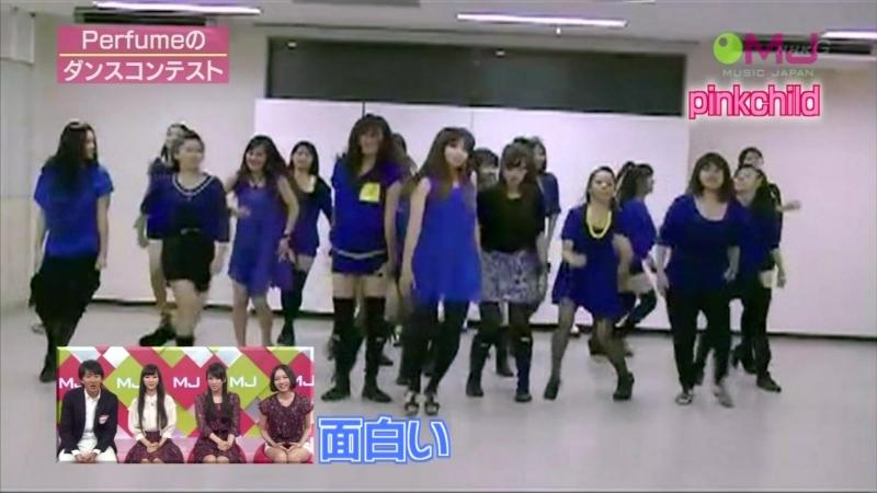 (Live) Perfume - GLITTER Talk (Music Japan 2011.10.23)