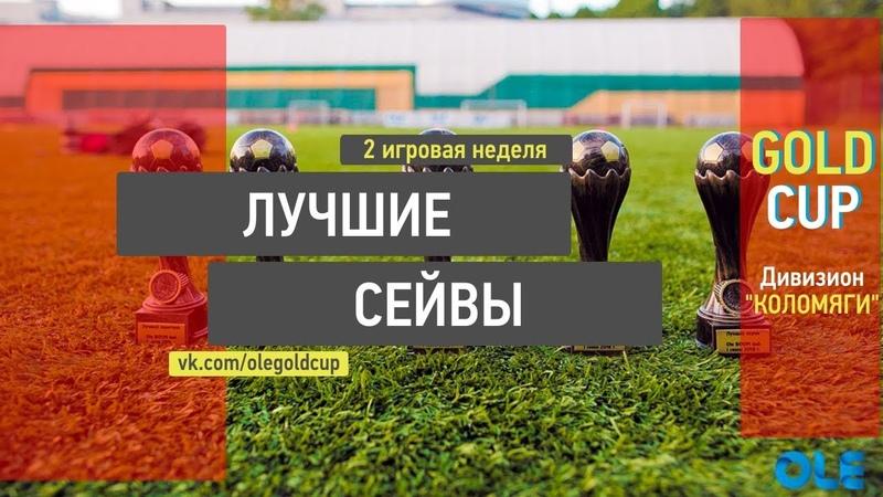 Ole Gold Cup 7x7 VII сезон. КОЛОМЯГИ Лучшие сейвы.