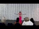 Соколова Наталья - Raks Sharki - восточный танец - дебют