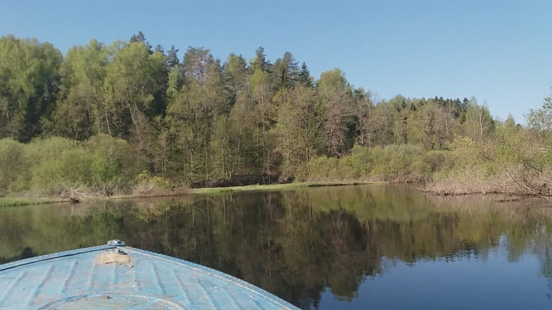 Ветерок NEXT (Дейдвуд Ветерок 8 Champion 6 л.с.), лодка Казанка