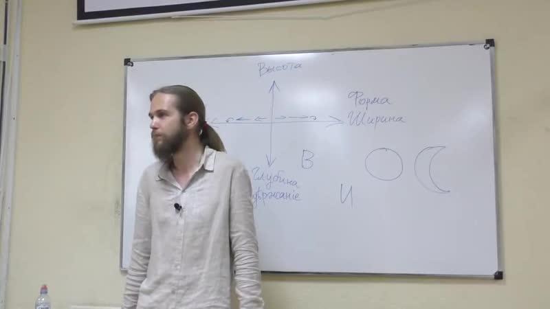 """Андрей Ивашко """"Буквица - работа над ошибками"""" Часть 7. Каламбур и Первоязык"""