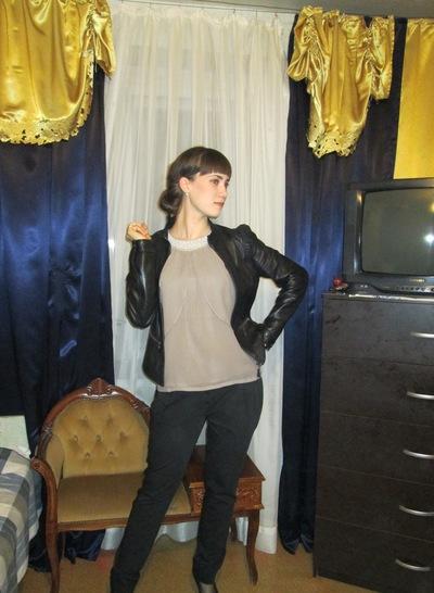 Мария Носова, 23 марта 1989, Самара, id211199162