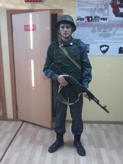 Вадим Сорокин, 5 мая 1993, Омск, id163414107