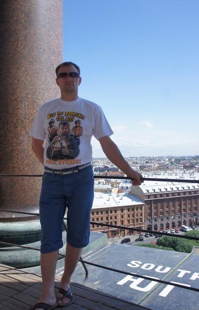 Андрей Злобин, Санкт-Петербург, id6600071
