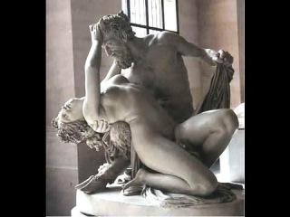 XXX Древняя классическая чувственная эротика Ancient classical erotic sensual