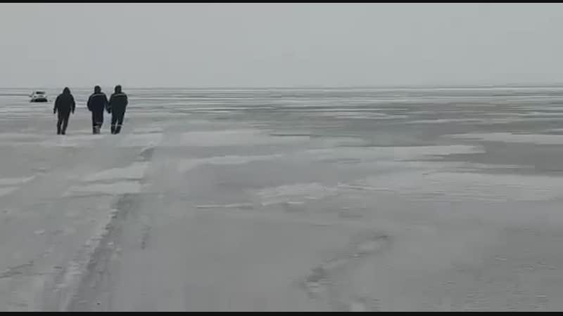 Утопил Ниву!!