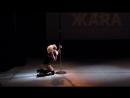 Фестиваль Pole Dance ЖАРА Экзотик дебют 2 место СПб 2018