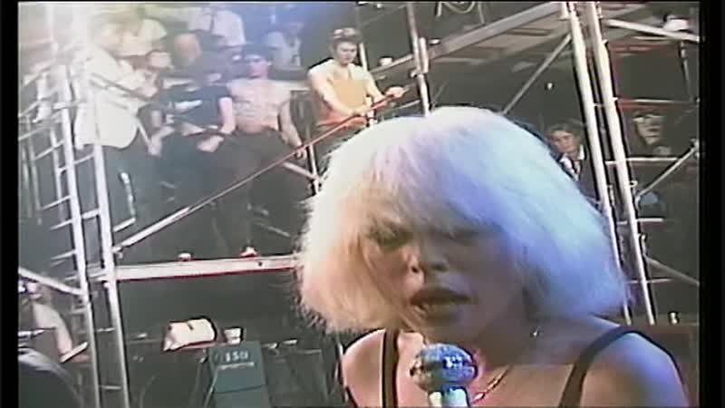 Blondie — Living The Real World – Eat To The Beat